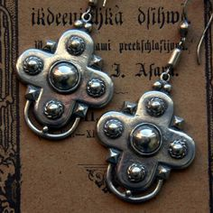 earrings, misele ... Riga, Latvia