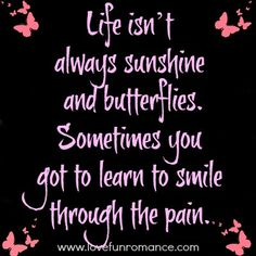 Quotes About Smiling Through Pain 1000+ images ab...