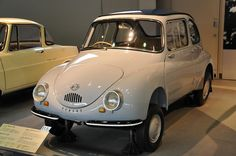 Subaru 360 K111 type 1958