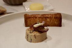 Sauternes Poached Foie Gras