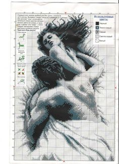 Are erotic crosstitch patterns consider
