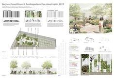 "Presentation Plan ""Garden of Gardens"""
