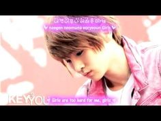 SHINee Girls Girls Girls [ENG SUB + ROM + HAN] HD-- This song is sooooo cute! They are just describing themselves, haha!