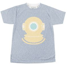 20,000 Leagues Under the Sea | Book T-Shirt | Litographs- pictures created using the words of the story