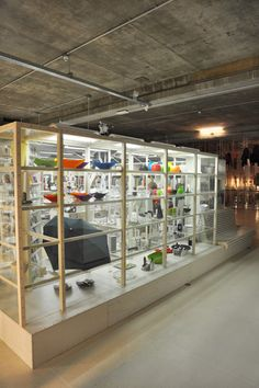 Studio Bertjan Pot » Blog Archive » Museum Shop – Museum Boijmans van Beuningen | 2008