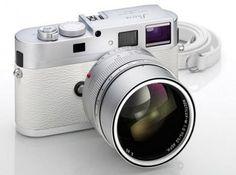 leica m9 p camera white edition