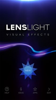 LensLight Visual Effects on the App Store on iTunes