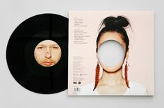 "brandingdong: ""Tim & Puma Mimi / Elektro-Pop-Duo - Packaging and art direction designed by Resort studio from Zürich. Music Cover Photos, Music Covers, Cd Design, Album Cover Design, Album Design, Cd Packaging, Packaging Design, Conception Album, Corporate Design"