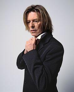 When Rock Stars Wear Suits-David Bowie