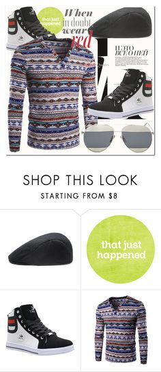 """26. Fashion for men"" by selmina ❤ liked on Polyvore featuring men's fashion and menswear"