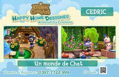 ANIMAL CROSSING HAPPY HOME DESIGNER Happy Home Designer, Animal Crossing, Creations, House Design, Tips, Inspiration, Animals, Cat Breeds, Biblical Inspiration