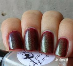 Ethereal Lacquer - Absinthe over Elevation Polish - Volcanic Dust