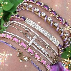 Lavender Crush   Bracelet   ChichiMe