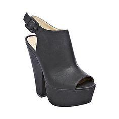 Steve Madden Gabby Platform Peeptoe Sandals - Fashion and Love