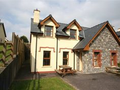 7 Inbhear Sceine, Kenmare, Co. Kerry - 3 bed semi-detached house for sale at €155,000 from Sherry FitzGerald Daly. Click here for more property details.