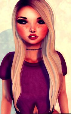 2ec10df7d1 Second Life Freebies and more  Sumi Hair All Colors Fatpacks