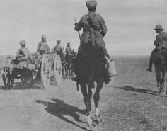 Indian Cavalry in Mesopotamia
