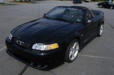 2001 #S281 #Saleen #Mustang convertible.