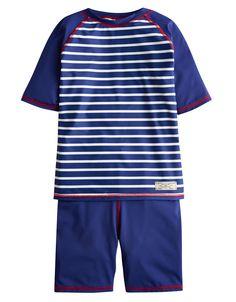#Joules - Jungen Sun Safe Set - € 34,95 - Wikimo Kindermode, blau by Tom Joule