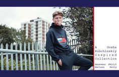 """Check out this @Behance project: """"A Gosha Inspired Collection."""" https://www.behance.net/gallery/32069695/A-Gosha-Inspired-Collection"""