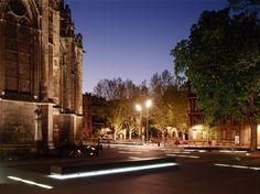 Plaza Pey-Berland Burdeos | Francisco Mangado. Arquitecto