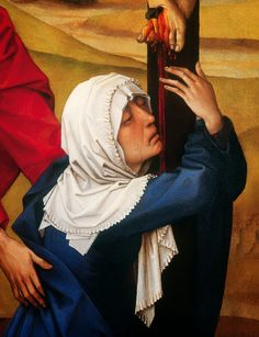 Fifth Sorrowful Mystery - The Crucifixion of Jesus Catholic Pictures, Jesus Pictures, Christian Images, Christian Art, Hail Holy Queen, Jesus Our Savior, Crucifixion Of Jesus, Our Lady Of Sorrows, St Therese