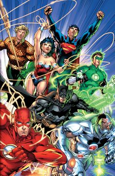 Justice League (2011-) - Origin v1-004