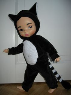 Catsuit for Mulan =)