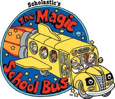 The Magic School Bus Series- my kids and I learn from and love these action-packed books (and the videos too)!