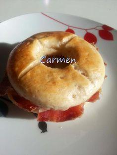 Caprichos sin gluten: Bagels