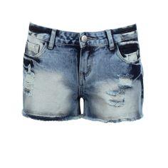 De Paris à Los Angeles, toutes les fashionitas le porte ! Offrez- vous le votre dès maintenant et cliquez vite sur ce mini- short en je...