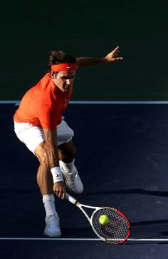 2013 BNP Paribas Open - Day 6.  Federer earned his 890th career ATP Tour victory, joining Jimmy Connors, Ivan Lendl and Guillermo Vilas as the only men to have won at least that many matches in the Open era