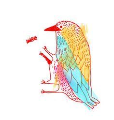 Candy Bird by Corduroy