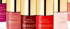 Feriadão chega com novidades: coleção de esmaltes da Granado. Vem ver no site ...http://www.sacadafashion.com.br/granado-lanca-colecao-de-esmaltes/