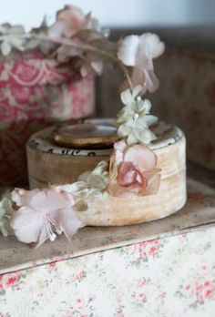 """This decoration detail is from our feature """"Natural Wonder"""""""