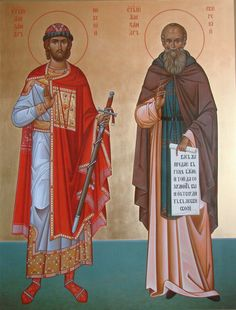Orthodox Icons, Christian Art, Religious Art, Byzantine, Middle Ages, Ikon, Saints, Fictional Characters, Inspiration