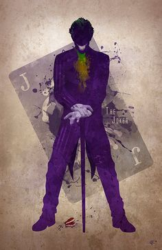 The Joker by Anthony Genuardi