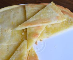 Galette de Pérouges Snack Recipes, Snacks, Biscuits, Crepes, Pineapple, Food And Drink, Fruit, Cooking, Ethnic Recipes