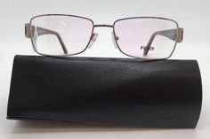 697d8c304edc1 FENDI F883 663 WOMAN EYE GLASSES FRAME EYEWEAR 53-16-130 NEW w.
