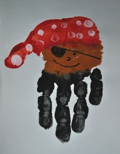 8 Easy Pirate Crafts for Kids Pirate Preschool, Pirate Activities, Pirate Crafts, Craft Activities, Preschool Crafts, Fun Crafts, Crafts For Kids, Arts And Crafts, Santa Crafts