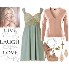 """""""Live - Laugh - Love"""" by hillbillybelle on Polyvore"""
