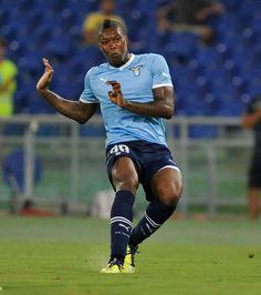 Lazio Djibril Cissé Striker 2011-2012 Large photo