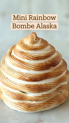 Fun Baking Recipes, Sweet Recipes, Cooking Recipes, Fun Desserts, Delicious Desserts, Yummy Food, Baked Alaska, How Sweet Eats, Food Cravings