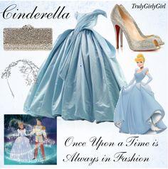 DisneyBound - Cinderella.