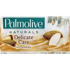 lot 4 savonnettes palmolive delicate care 100 gr neuf