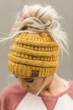 Katniss Messy Bun Hat Pattern  67058c35f58