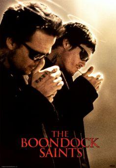 Boondock Saints, Sean Patrick Flanery, Norman Reedus, badass action