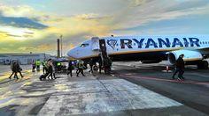 RYANAIR închide baza de la Timișoara / Zborurile spre Milano și București rămân