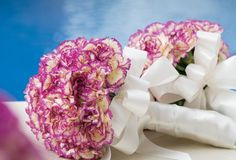 Stylish flowers and decorations set the stage for a fairytale wedding at The Ritz-Carlton, Bahrain.