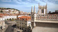 Hotel Avenida Palace - Lisbon, Portugal